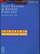 Sight Reading & Rhythm Every Day Piano Book 4B Marlais Olson Basic Skills Chords