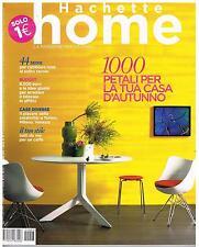 HACHETTE HOME - N.7 - OTT. 2010 - IL GRIGIO CAMERE DA LETTO FIORAL DESIGNER LOFT