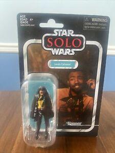 """Hasbro Star Wars Vintage Collection Solo LANDO CALRISSIAN 3.75"""" Figure"""
