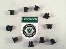Bearmach Land Rover Discovery1 Position Light Captive Locknut x10 RTC3745