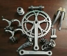 Gruppo Groupset Campagnolo super record vintage.