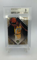 KEVIN DURANT RC MINT BGS 9 W/10 2007-08 SP ROOKIE EDITION CARD #61