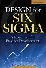 Design for Six Sigma : A Roadmap for Product Development by Basem El-Haik,...