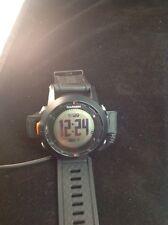 Garmin Fenix GPS Watch Fitness Tracker For Smartphone, Black (Certified