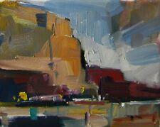 JOSE TRUJILLO - NEW OIL PAINTING 8X10 Impressionism Western American Fauvist