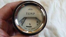Vintage British Jaeger Smiths temperature gauge