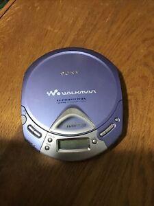 Sony D-CJ500 Walkman Portable CD Player G-Protection CD-R/RW MP3(Serial 5062164)