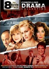 Compelling Drama Collection 8 Movies (DVD, 2008) WORLD SHIP AVAIL