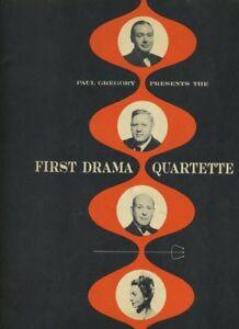 Don Juan In Hell Charles Boyer Charles Laughton Original Program Book M7483