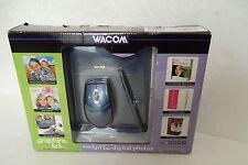 Wacom CTE-430 Graphire 3 Digitizer w/Mouse Pen Tablet 4x5 USB PC/Mac CTE-430/B