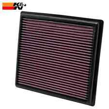 K&N AIR FILTER 33-2443 - JEEP WRANGLER WK and LEXUS NX200T, RX270, RX350