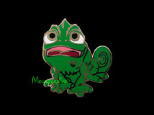 Green CALM PASCAL the Chameleon from TANGLED Disney Pin