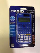 Casio FX-300ES PLUS Scientific Calculator Blue Factory Sealed *BRAND NEW*