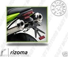 PT651B RIZOMA PORTATARGA IN ALLUMINIO TRIUMPH STREETTRIPLE/STREET TRIPLE R 07>12