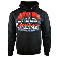 Mens Hoodie Pullover Fleece Hooded Sweater Sweatshirt Music Heavy Metal Rock NEW