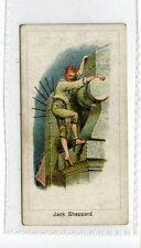 (Jd4991) CARRERAS,HIGHWAYMEN,JACK SHEPPARD,1925,#7