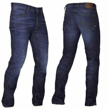 Pantalones Richa color principal azul para motoristas
