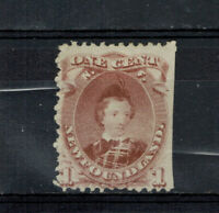 NEWFOUNDLAND SCOTT 32A UNUSED NO GUM
