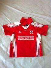 Kids 2 YEARS Childrens CU CHULLAINS LONDON Gaelic Gear shirt jersey top football