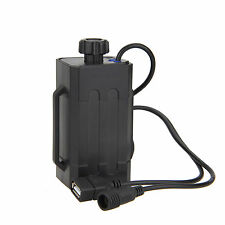 8.4V USB DC Ports Bicycle Bike Light Battery 18650 Holder Case Cell Charger Bank