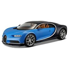 BBURAGO 1:18 Bugatti CHIRON Azul