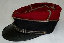 Képi mou 1900 Officier Infanterie ou Zouaves 1° Guerre 1914/1918 WWI ORIGINAL