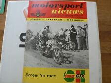 MOTORSPORT NIEUWS 1972-14 GUNNEMAN,LIEROP LUYKSGESTEL MX,ZIJDERVELD,TD 3 YAMAHA