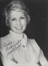 Photograph signed by actress ~ Janet Leigh