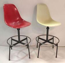Herman Miller Eames Drafting Height Swivel Chair Base - Very Rare Original