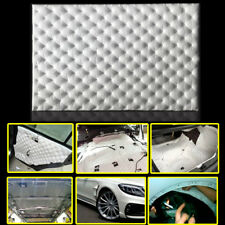 Car Auto Sound Proofing Deadening Vehicle Insulation Closed Cell Foam 80 * 50cm
