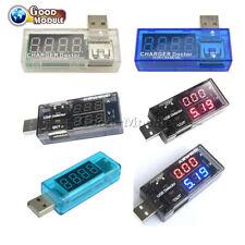 USB Charger Doctor voltmeter ammeter Amp Voltage Tester Detector Hot Sell
