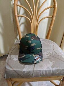 Fox Racing Mens Legacy Flexfit Hat Camo Large/XL