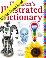 Children's Illustrated Dictionary - eB00KS