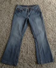 Riders by Lee 10P Jeans Bootcut Stretch 5 Pockets Medium Wash Women AG19