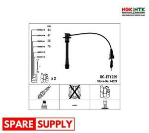 IGNITION CABLE KIT FOR TOYOTA NGK 44321