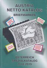 Austria Netto Katalog ( ANK ) Österreich Spezialkatalog 2018/2019, 74. Auflage