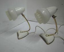 50 / AÑOS 60 mesa lámpara noche Lámparas de pie mediados Century 50 60s