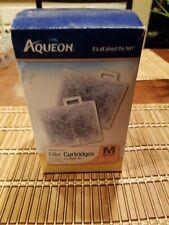 13 Pack Aqueon 06418 Filter Cartridge, Medium,  - New/Opened Box