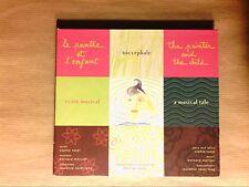 CD EN FRANCAIS ET ANGLAIS / SOPHIE RAZEL / LE PEINTRE ET L'ENFANT /TRES BON ETAT