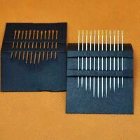 Self-threading Needles Assorted Sizes Thread Stitching HOT Sewing P P6E3