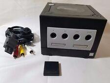 Nintendo GameCube Black Console (DOL-101)