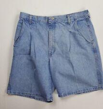 Wrangler Shorts Womens Size 36 Denim Blue Jean  ( clos)