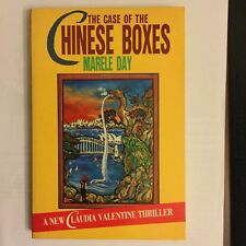 The Case of the Chinese Boxes by Marele Day (Paperback, 1990)