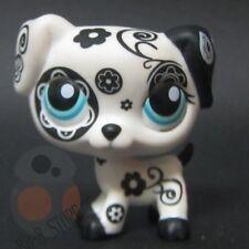 Littlest Pet Shop Collection LPS Figure #1613 Chien Dalmatien / Dalmatian Dog