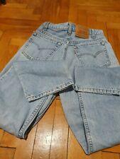 Levi's 555 Vtg jeans relaxed fit straight leg,sz 29/32