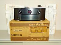 Marantz AV8801 High-End 11.2 AV-Receiver Schwarz, OVP&NEU  2J. Garantie