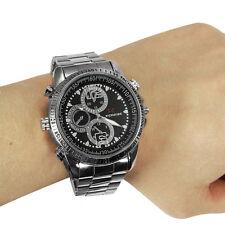 16gb spycam reloj cámara vídeo mini vigilancia watch detective secreto grabación a13