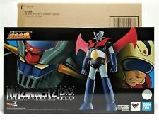 BANDAI - GX-70SP DC MAZINGA Z Anime color soul of chogokin