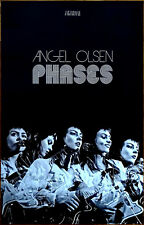 ANGEL OLSEN Phases 2017 Ltd Ed New RARE Poster +FREE Indie Rock Folk Poster!