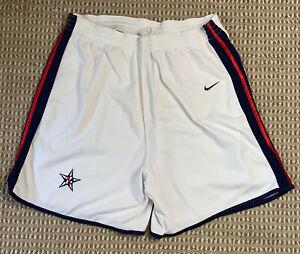 Vintage Nike USA Olympic Team Shorts Sz 3XL Authentic Basketball Shorts